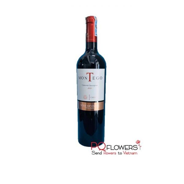 Montego Cabernet Sauvignon 750ml send gifts to Vietnam