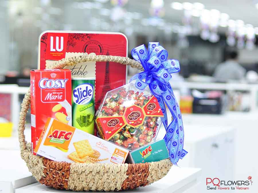 vietnamese gifts basket - new year- 280321-01