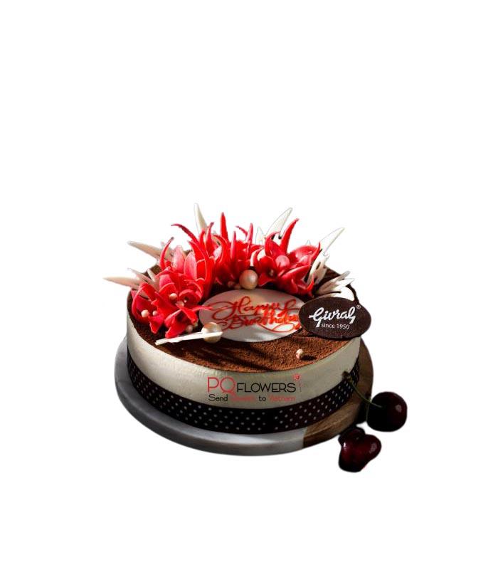 Tiramisu Cake 7790 - Vietnamese birthday cakes -090421